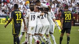 Il Real vola, pesante sconfitta per la Juve a Washington