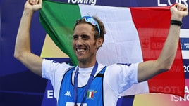Europei di canottaggio, piovono medaglie per l'Italia