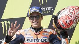 MotoGp Brno, Marquez: «Aumentato il vantaggio in classifica»