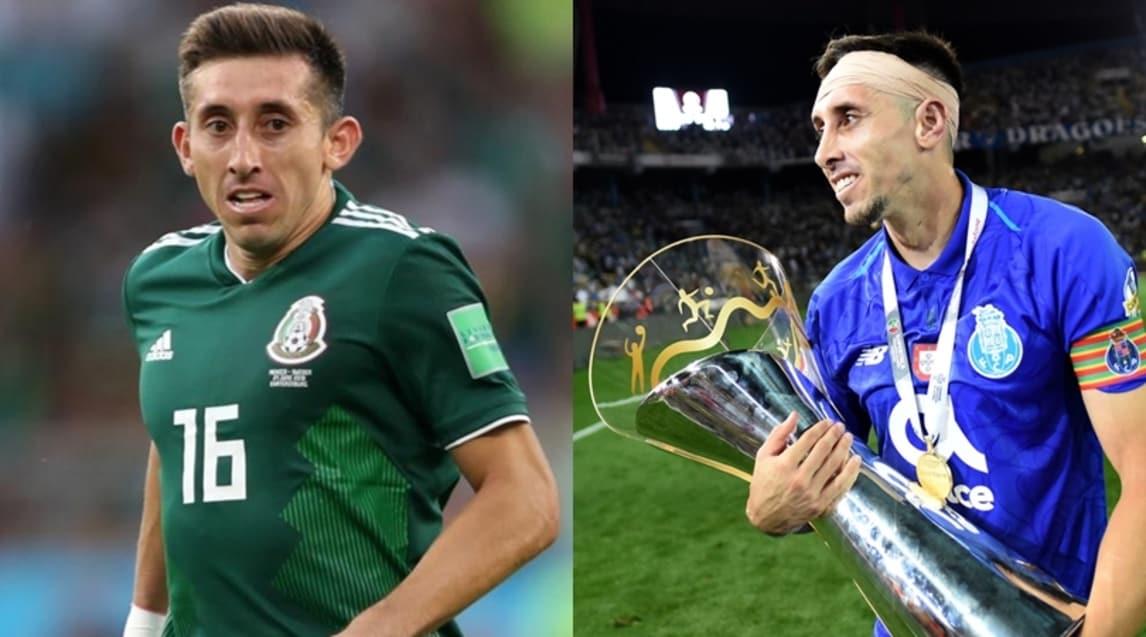 Il centrocampista messicano del Porto ha alzato al cielo la Supercoppa di Portogallo battendo in finale l'Aves. Subito dopo il Mondiale si è sottoposto a un doppio intervento di chirurgia estetica