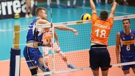 Volley: la nazionale di Blengini si ritrova mercoledì a Cavalese