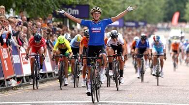 Europei di ciclismo, oro per Marta Bastianelli