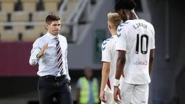 Scozia: Rangers di Gerrard 1-1 a esordio