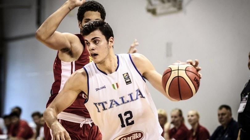 Europeo U18, l'Italia perde con la Spagna e chiude decima