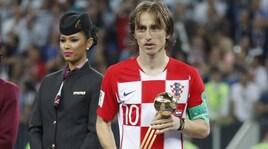 Dalla Spagna: «L'Inter offre 10 milioni l'anno a Modric»