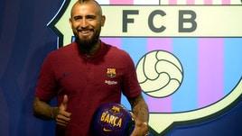 Barcellona, ecco Vidal