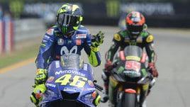 MotoGP Brno, Rossi stabilisce un nuovo record