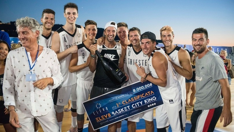 Elev8 City Kings, Trieste trionfa nel torneo ideato da Hackett