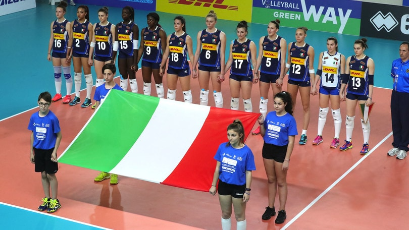 Volley: l'Under 19 Femminile si raduna al Centro Pavesi