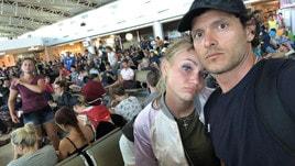 Crolla albergo in Indonesia, paura per Aldo Montano e la moglie