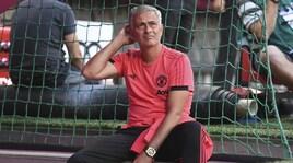 Mourinho 'avverte' il Manchester United: «Sarà una stagione difficile»