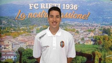 Calciomercato Rieti, preso lo spagnolo Caparros