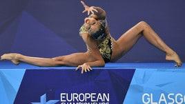Europei sincro: Cerruti bronzo nel solo tecnico