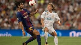 Real Madrid, i tre nomi in caso di partenza di Modric