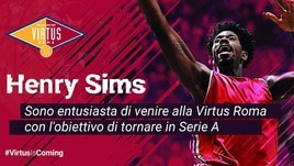 Basket Serie A2: colpo Virtus Roma, preso Sims