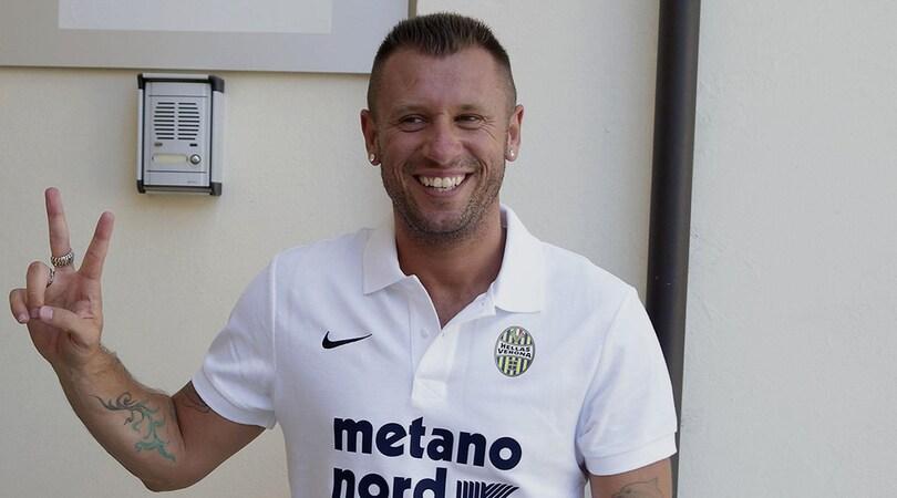 Cassano esclusivo:«Bari nel cuore, ma voglio la Serie A»