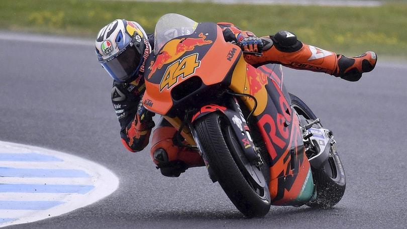 Gp Austria, Valentino Rossi secondo nelle FP4: fa meglio solo Pol Espargaro