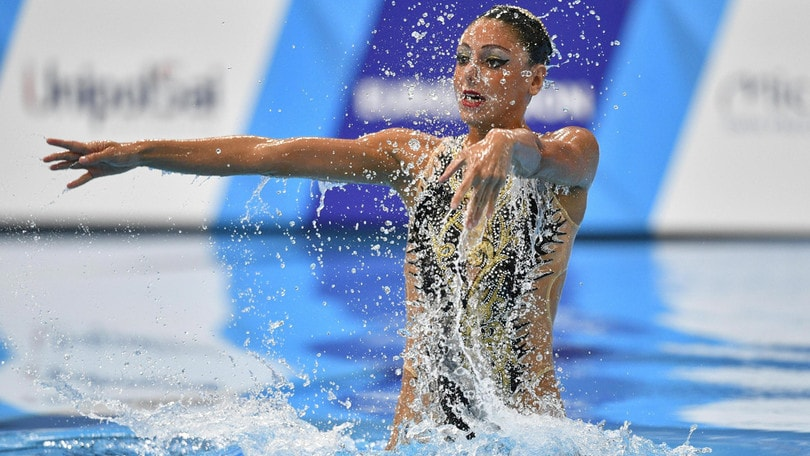 Europei di nuoto sincronizzato, piovono medaglie azzurre