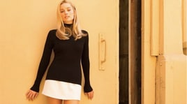 Once Upon a Time in Hollywood, la prima foto di Margot Robbie nei panni di Sharon Tate