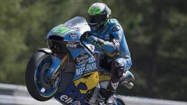 Moto2, Morbidelli: «Ho una grande voglia di correre in Austria»