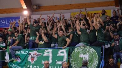 Basket Serie A, Avellino prende anche Sykes