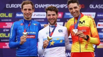 Europei mountain bike: argento per Braidot