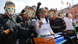 F1, Alonso secondo miglior pilota di metà stagione