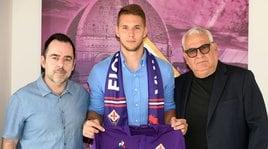 Juventus, ufficiale il prestito di Pjaca alla Fiorentina