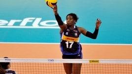 Volley: Volley: le azzurre in grande condizione, battuta la Russia