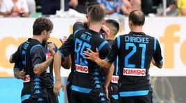 Borussia Dortmund-Napoli 1-3: a segno Milik, Maksimovic e Callejon
