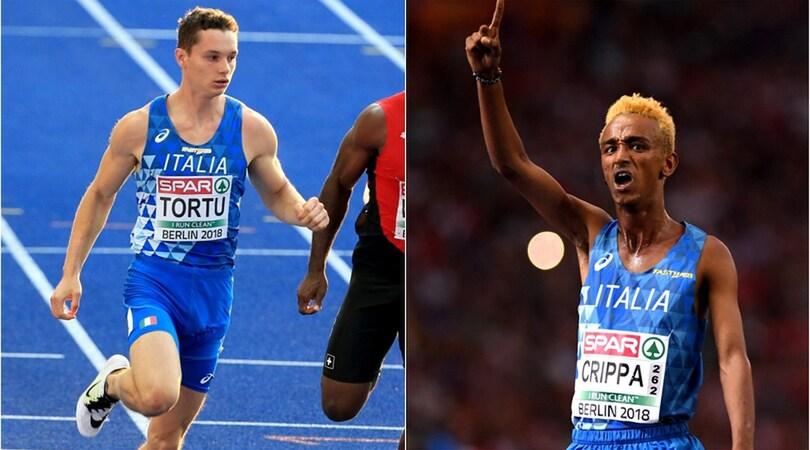 Europei: Tortu solo quinto nei 100 metri, Crippa di bronzo nei 10.000