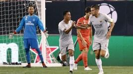 Roma, Bale è scatenato: Strootman salva l'onore ma arriva un altro ko