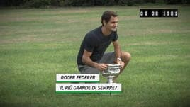Born this day - Roger Federer compie 37 anni