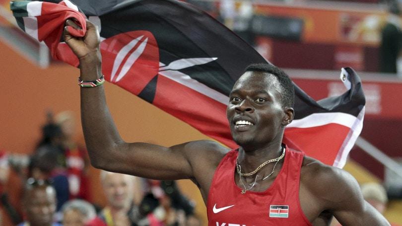 Atletica è morto il keniano Bett 3 anni fa campione del mondo nei 400 ostacoli