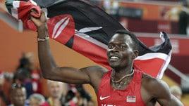 Atletica, è morto il keniano Bett: 3 anni fa campione del mondo nei 400 ostacoli