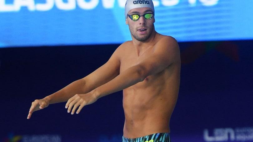 Europei nuoto, per i bookie Paltrinieri vale l'oro