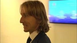 Real Madrid, Perez annulla l'incontro con Modric