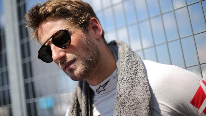 F1 Haas, futuro incerto per Romain Grosjean