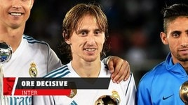 Inter, ore decisive per Modric