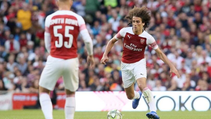 Guendouzi, l'affare dell'Arsenal