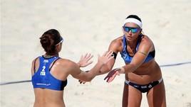 Beach Volley: a Mosca Orsi Toth-Menegatti conquistano il main draw