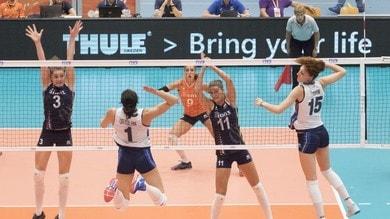 Volley: Rabobank Super Series, Italia ko con l'Olanda