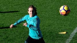 Gelo tra Modric e Perez, Inter in attesa