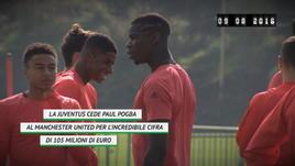 On this day - La Juventus vende Pogba allo United