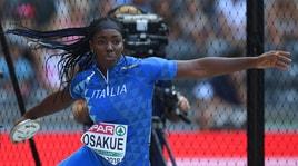Atletica, Daisy Osakue in finale del disco:«Perdono tutti»