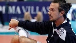 Volley: A2 Maschile, il libero di Livorno è Pochini