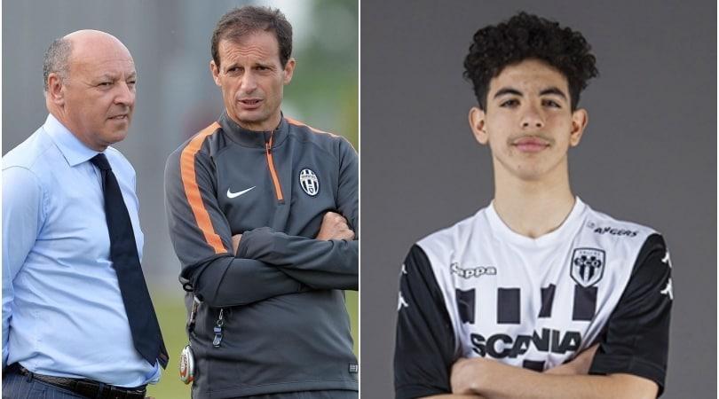 In Francia sicuri: «Juventus sul baby Ait-Nouri»