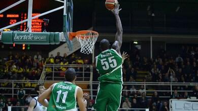 Basket Serie A, Avellino conferma Ndiaye