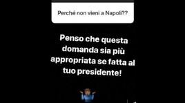 Balotelli:«Io al Napoli? Chiedete a De Laurentiis»