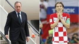 «Florentino Perez pronto a incontrare Modric»: ore decisive per i sogni dell'Inter